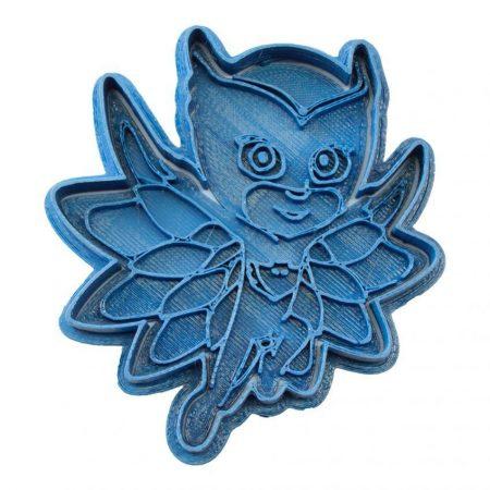 owlette pj masks cortador de galletas