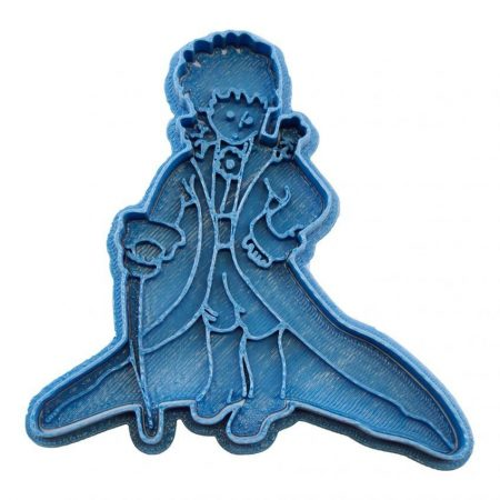 the little prince knight cookie cutter