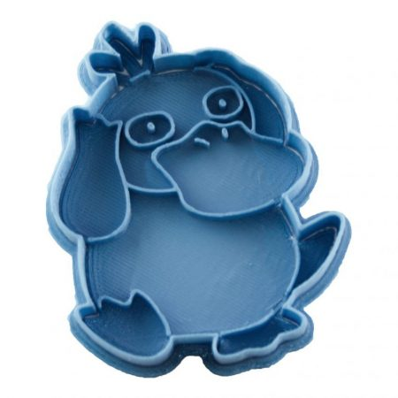psyduck pokemon cortador de galletas