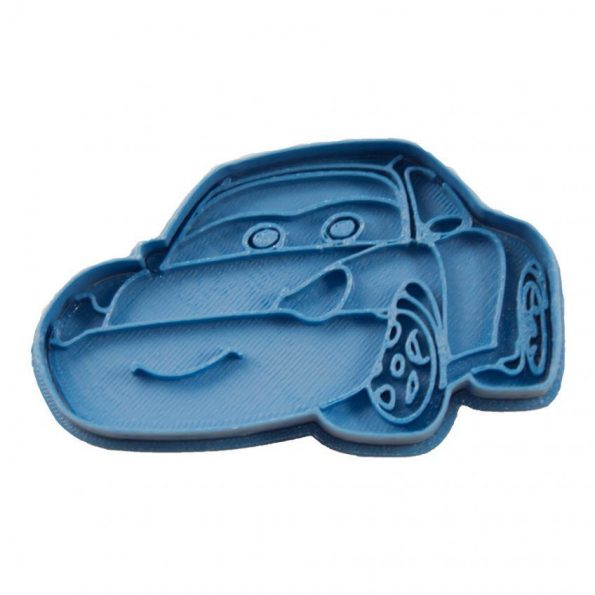 sally cars cookie cutter