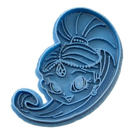 shimmer cookie cutter