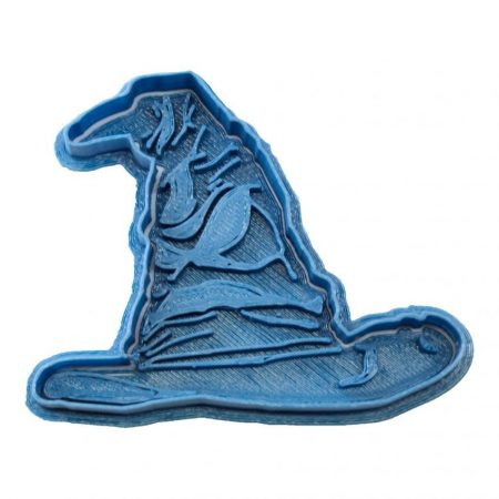 sorting hat harry potter cookie cutter