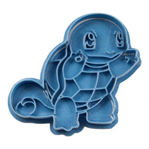squirtle pokemon cortador de galletas