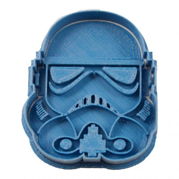 stormtrooper star wars cookie cutter