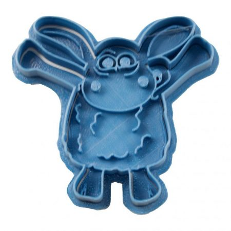 timmy time cookie cutter