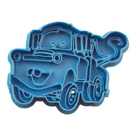 Tow mate cars cookie cutter
