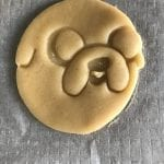 Jake the dog cookie cutter