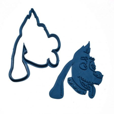 the grinch dog cookie cutter