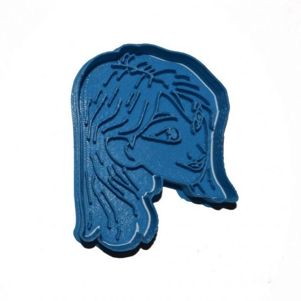 Mulan wreck it ralph cookie cutter