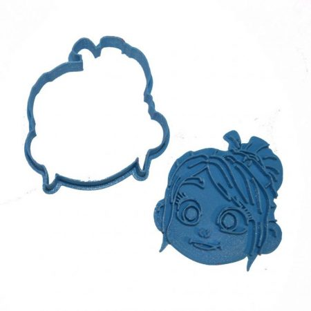vanellope wreck it ralph cookie cutter