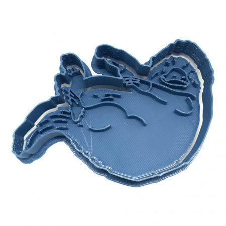 niffler fantastic beasts cookie cutter
