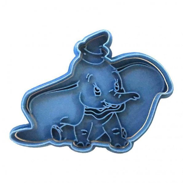 dumbo cortador de galletas disney