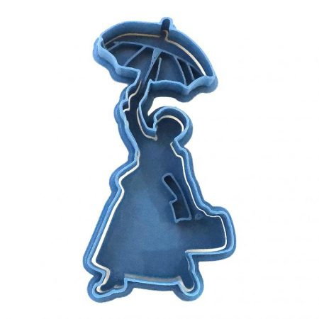 mary poppins cookie cutter