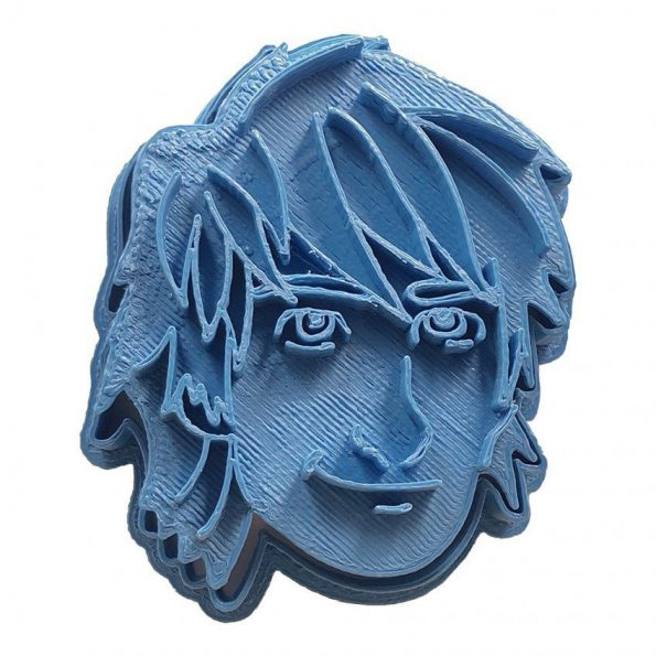 hiccup how to train your dragon cookie cutter