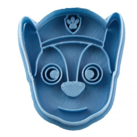 chase paw patrol cookie cutter