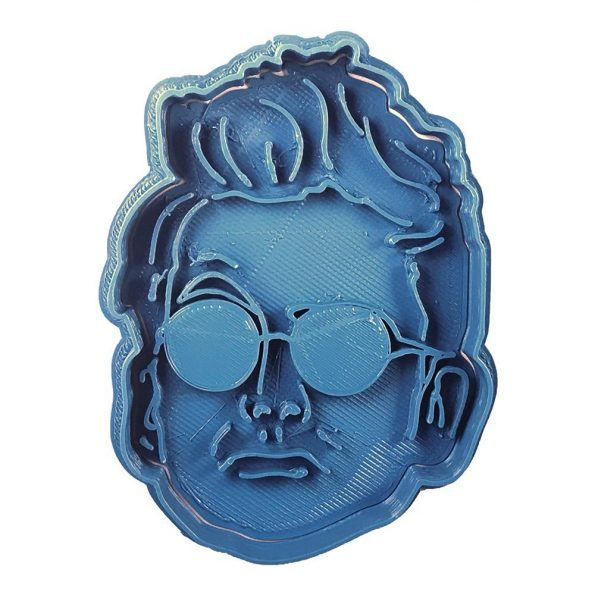 crowley good omens cookie cutter