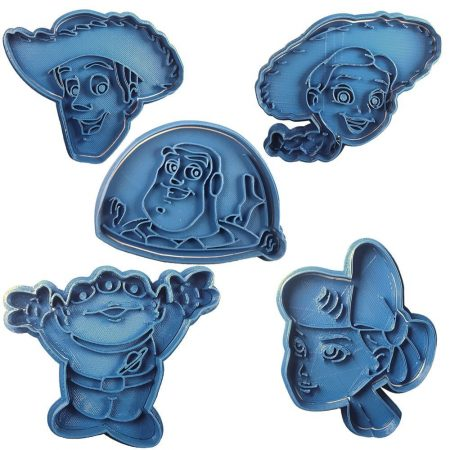 toy story pack cookie cutters