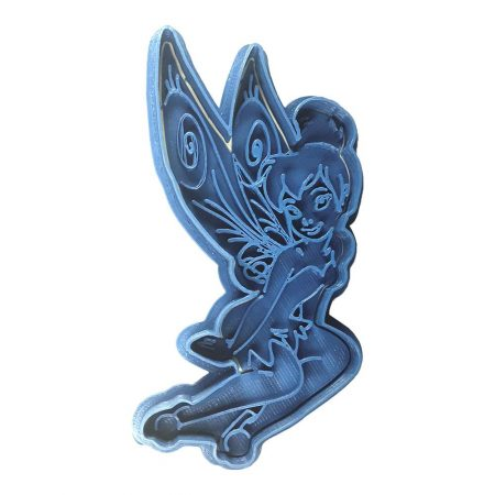 tinkerbell peter pan cookie cutter