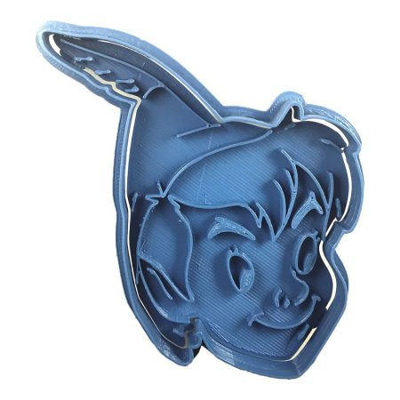 peter pan face cookie cutter