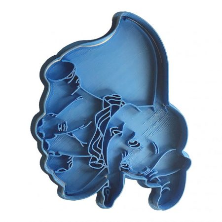 DUMBO MODEL 2 COOKIE CUTTER
