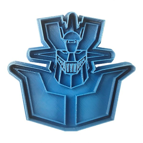 mazinger Z cookie cutter