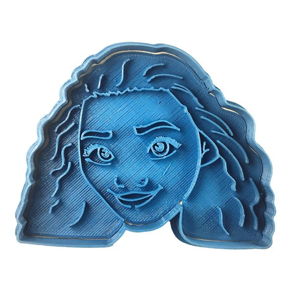 moana cookie cutter