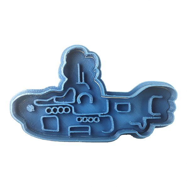 yellow submarine cookie cutter
