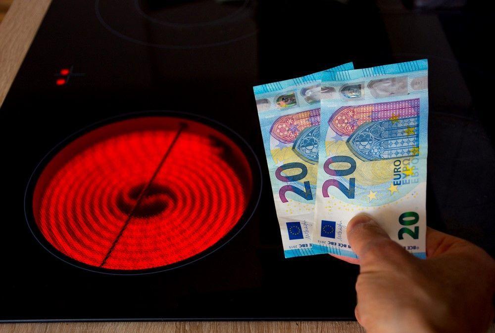 ahorrar energia cocina