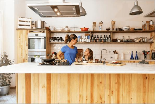 Medio ambiente en tu cocina